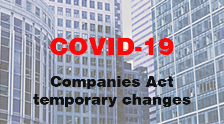 COVID-19 Hibernation and Safe Harbours – temporary relief from debts for companies but only if you can tick the right boxes