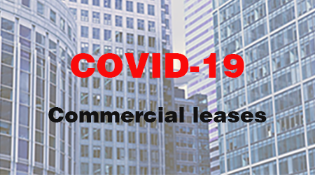 Covid-19 –Alert Level 4 - Can I stop paying rent or get out of my lease?