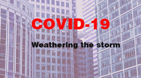 COVID-19 How your business can weather the storm