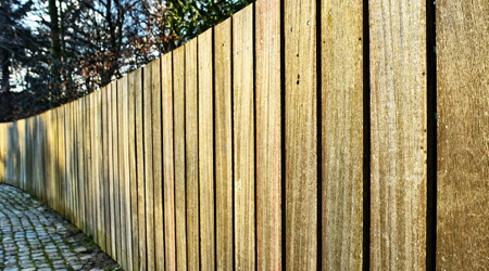 Building a Boundary Fence