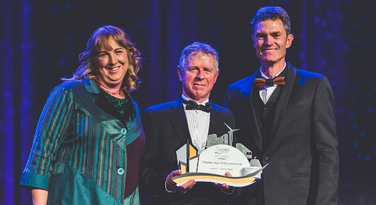 Wellington Regional Business Excellence Awards