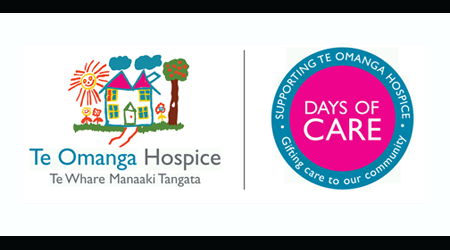 Gibson Sheat continues our support for Te Omanga Hospice Days of Care