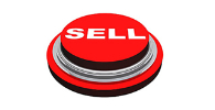 red button saying sell