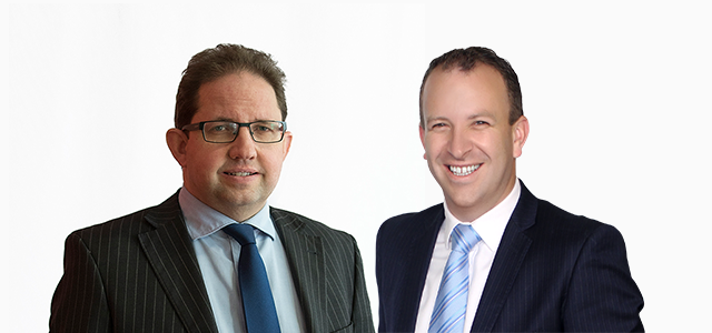 new partners James Wilkinson and Bryce Williams